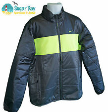 Nike Mens AD Athletics Dept RINNOVA Thermal Insulation Jackets Black M