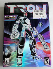 Tron 2.0 PC CD-Rom Software 2003 Game, Complete And Never Used