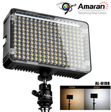 Aputure Amaran AL-H198 198pcs CRI 95+ LED Video Light for DSLR Camcorder