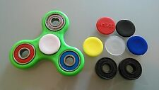 NEW colorful Hand Spinner Fidget desk toy with 7 replacement part SHIP FROM NY