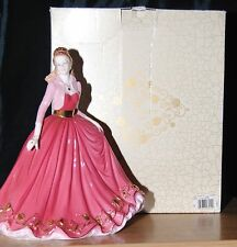 Coalport The Gem Collection Ruby Figurine By Jack Glynn Limited Edition