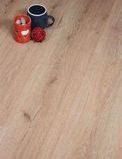 Sample of Kronotex Trend Oak Nature 6mm Cheap Laminate Flooring AC3 Light Brown