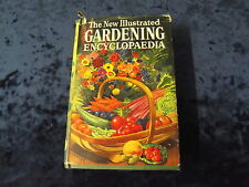 THE NEW ILLUSTRATED GARDENING ENCYCLOPAEDIA by RICHARD SUDELL ~~1969 with D/W~~