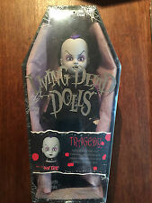 Living Dead Dolls - Tragedy - Hot Topic (Purple) Exclusive - 2000 - MIB - Goth