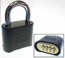 Combination Lock From Master 178D $25 OR MORE FREE SHIPPING!! Resettable