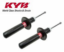 Audi A4 A4 Quattro 2.0L Pair Set of 2 Front Shock Absorbers KYB Excel-G 341717