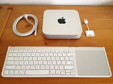 Apple Mac Mini + wireless keyboard and track pad, 2011