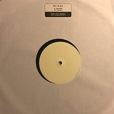 PINK • So What • Vinile 12 Mix • PROMO S/sided
