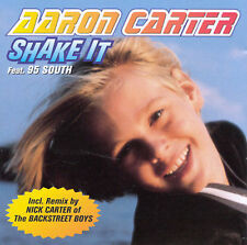 AARON CARTER - Shake It - CD ** Like New - Mint **