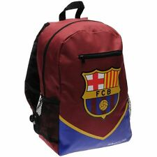 MENS BOYS OFFICIAL BARCELONA FOOTBALL TEAM BACKPACK RUCKSACK SCHOOL COLLEGE GYM