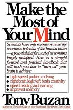 Make the Most of Your Mind (A Fireside book), Tony Buzan, Good Condition, Book