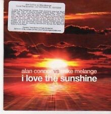 (CG170) Alan Connor vs Mike Melange, I Love The Sunshine - 2009 DJ CD