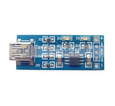 New TP4056 5V Micro USB Charger Charging Lithium Battery Board Module Arduino