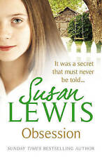 Obsession, By Susan Lewis,in Used but Acceptable condition
