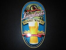 LEINENKUGELS Sunset Wheat Wisconsin STICKER craft beer brewery brewing