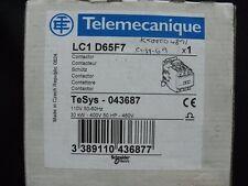 Contactor Telemecanique LC1D65F7