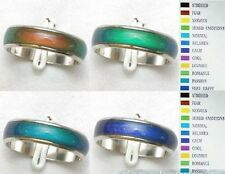 wholesale lot 100pcs Color Changable Mood  Ring