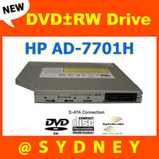 HP AD-7701H DVD±RW Drive/Burner/Writer SATA LS-SM-DL Notebook/Laptop Internal