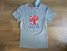 BNWT Official ( Under licence from Adidas ) London Olympics 2012 T Shirt Size 8