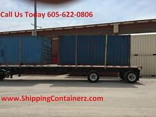20ft shipping container storage container conex box for Sale in St Louis, MO