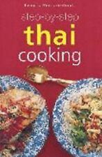 Step-by-Step Thai Cooking (Periplus Mini Cookbook)