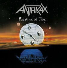 ANTHRAX CD - PERSISTENCE OF TIME - NEW UNOPENED - ROCK METAL