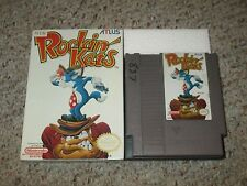 Rockin' Kats (Nintendo Entertainment System, 1991) with Box GOOD