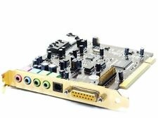 Terratec DMX Xfire 1024 vers 1.0 PCI Game-Port Computer Sound-Karte/Audio-Card
