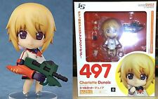 Nendoroid 497 Charlotte Dunois Figure Infinite Stratos IS Good Smile Licensed NW