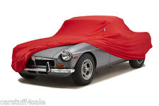 FORM-FIT indoor CAR COVER, custom made to fit *most MG models; 6 color choices