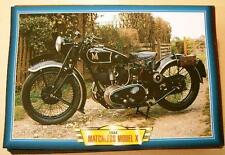 MATCHLESS MODEL X 990 V TWIN VINTAGE CLASSIC MOTORCYCLE BIKE 1930'S PICTURE 1934