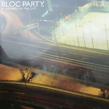 Bloc Party - A Weekend In The City (CD) .. FREE POSTAGE ........................
