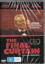 THE FINAL CURTAIN - NEW & SEALED DVD - FREE LOCAL POST
