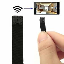 Spy Camera, Totoao HD Mini Portable Hidden Camera P2P Wireless Wifi Digital for