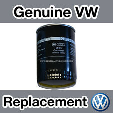 Genuine Volkswagen Passat (3B) 1.9TDi 90, 110PS (2000) Oil Filter