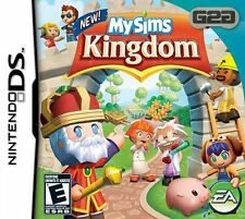 My Sims Kingdom Nintendo DS Used Refurbished Preowned Game NDS Fast Dispatch