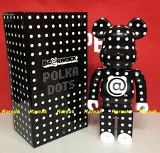 Medicom Bearbrick 2012 Polka Dots 400% Black @ Be@rbrick POLKA DOT 1P