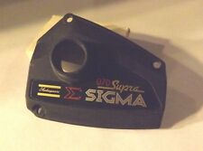 New Old Stock Shakespeare Supra Sigma 070 Fishing Reel Side Plate 79-47-0135-01