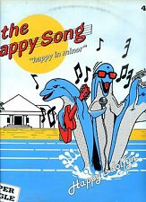 HAPPY SINGERS the happy song very rare dutch electro disco funk boogie 12INCH