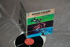 MUSIC LOVERS : O.S.T. - Disque VYNIL 33T. - UNITED ARTISTS GATEFOLD SLEEVE