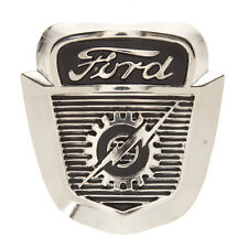 Vintage Ford Cast Iron Badge Wall Decor Collectible Ford Mustang Products - NEW!