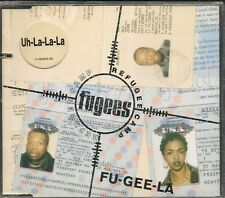 MAXI CD 7 TITRES--THE FUGEES--FU-GEE-LA--1995