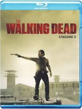 THE WALKING DEAD - STAGIONE 3 (COFANETTO 4 BLU-RAY) LA SERIE PIU' VISTA AL MONDO