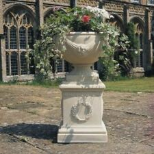 Buckingham Urn & Pedestal Package - Garden Urn