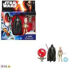 Star Wars Rebeldes De Darth Vader & Ahsoka Tano 2 Figura Pack 4 + Años