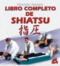 Libro completo de Shiatsu (Cuerpo-Mente / Body-Mind) (Spanish Edition), Shigeru