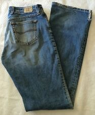 BKE Buckle wendi xlong womens Jeans Pants size 28 used distressed  pre-owned