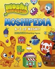 Moshi Monsters: Moshipedia, , Excellent condition, Book