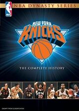 NBA Dynasty Series - New York Knicks: The Complete History 10 DISC SET BRAND NEW