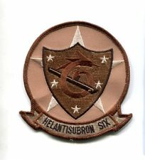 HS-6 INDIANS US NAVY SIKORSKY Helicopter Desert Squadron Jacket Patch